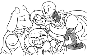 undertale coloring pages frisk with regard to sans 4 karafbistro for 0 new of pics
