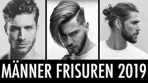 Männerfrisuren 2019 Die Frisuren Trends Für Männer