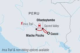 Inca Trail Elevation Chart Peru Tours Travel Intrepid Travel Us