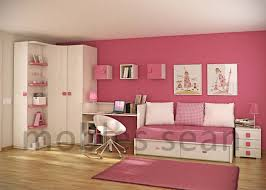 Pink Childrens Bedroom Pink Kids Bedrooms