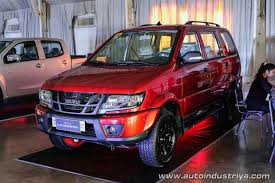 2018 mitsubishi adventure philippines. simple 2018 isuzu philippines reveals limited crosswind black series on 2018 mitsubishi adventure philippines