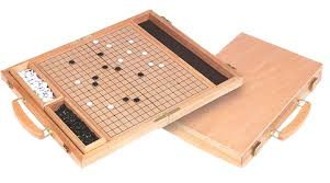 Wooden Board Game Sets Attaché Go Game Set Our Complete Go Set Comes in an Oak Wood 93