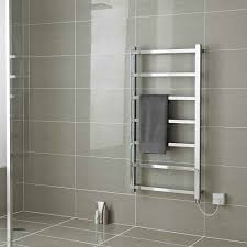 Image Stainless Steel Electric Towel Rails Rogerseller Heated Towel Rails Radiators Free Uk Delivery