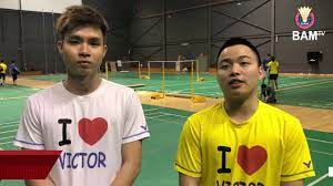 Aaron chia teng fong is a malaysian badminton player. Aaron Chia Soh Wooi Yik On Their Round 1 Match Pmm2019 Pre Tournament Comments Youtube