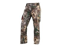 Scentblocker Womens Sola Knock Out Pants Polyester Realtree Xtra Camo