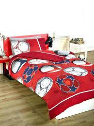 soccer bed set soccer bed set double duvet covers boys boys red football soccer double duvet soccer bed set