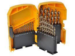 dewalt metal drill bit set. dewalt dt7926-xj extreme 2 metal drill bit set 29 piece dewalt