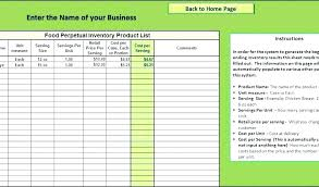 Vendor List Excel Template Input List Template Excel