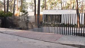 Watch This Gate Disappear Into The Ground CONTEMPORIST