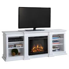 real flame hudson 68 in a console electric fireplace espresso