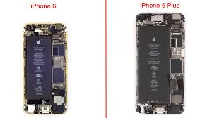 Apple iPhone 6 Plus teardown reveals subtle differences from ...