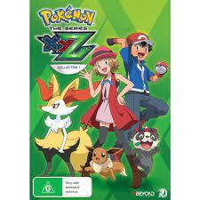 Pokemon - Season 19 Part 1 (The Series XYZ)
