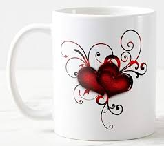 Popular beautiful coffee mugs of good quality and at affordable prices you can buy on aliexpress. Two Beautiful Hearts 11 Oz Large Handle Ceramic Tea Coffe Https Www Amazon Co Uk Dp B07nktxx9v Ref Cm Sw R Pi Dp U X Fsyycbfjsc58 Mugs Beautiful Heart Tea