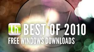 Free Windows 2010 Most Popular Free Windows Downloads Of 2010