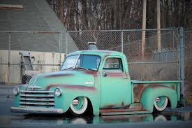 1953 Chevy 3100 LSX ls1 bagged air ride resto mod pro touring rat ...
