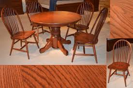 Amish Dining Jasens Furniture Amish Dining Furniture - Amish oak dining room furniture