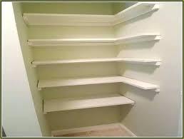 how to build wood closet shelves build shelf in closet building wood shelves in a closet