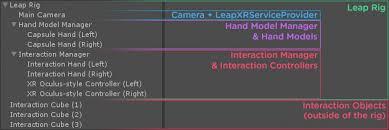 Pattern Of Interaction Mesmerizing Unity Modules Interaction Engine