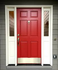colored front doorsContemporary Upvc Front Doors Grey Door House Colors For Gray With