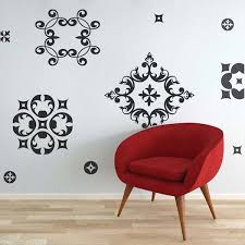 Small Picture Ornamental Wall Decals Trendy Wall Designs