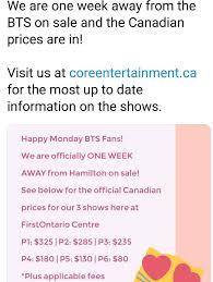 Bts Seating Chart Hamilton Updated Ticket Prices For Hamilton And Seating Chart Bts