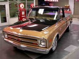 1968 Chevrolet C10 for Sale | ClassicCars.com | CC-1020126