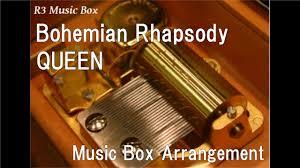Bohemian Rhapsody/<b>QUEEN</b> [<b>Music Box</b>] - YouTube