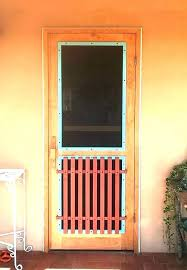 wooden screen panels wooden storm door 6 panel wood doors 6 panel wood storm door diy