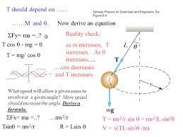 now derive an equation