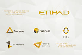A Remarkable New Brand Language By Landor Associates For Etihad