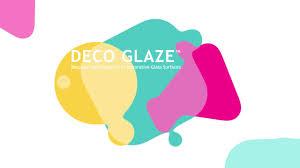 Deco Glaze Colour Chart Deco Glaze Vivid Colour Range