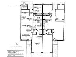 all duple will have 2 bedrooms with 1 034 square feet of living area plus a 292 square foot garage and a 53 square foot storage closet on the back patio