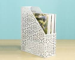 Pretty Magazine Holders Custom The Classy Woman Organizing Inspiration In Pictures