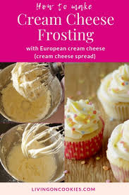 how to make cream cheese frosting with