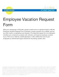 Forms Templates Excel Annual Leave Form Template Request Application Word Of Absence Free