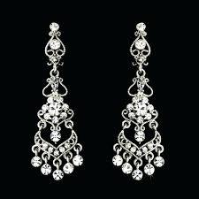 clip on chandelier earrings bridal earrings clip chandelier earrings clip on chandelier earrings jpg