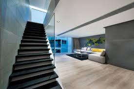Split Level Living Room Split Level Hong Kong House Centered Around A Red Ferrari House