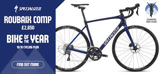 The Specialized Roubaix Comp Is The Official Road Bike Of