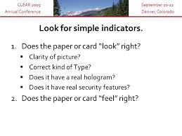 R Office Fraudulent Volz Immigration Promoting Identification Director Documents Of Linda Download Ppt And Investigations Excellence Presenters Regulatory Ssns -