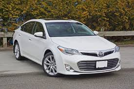 2015 Toyota Avalon Limited Road Test Review | CarCostCanada