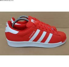 womens adidas superstars size 7 2017 womens trainers adidas superstar red and white shell toe