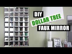 tree wall decor art youtube: diy dollar tree faux mirror wall art easy z gallerie inspired mirror art cheap