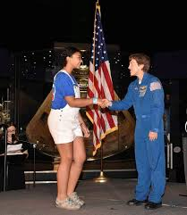 Rolling Meadows Student Graduates from Space Camp