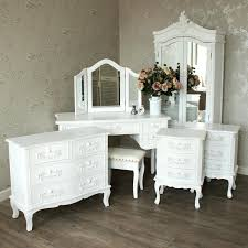 white bedroom furniture set closet bedside dressing table with drawers mirror stool drawer ideas and interesting dressi