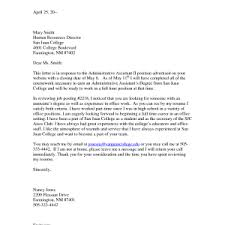 examples of administrative cover letters administrative cover letter examples executive assistant iphone administrative sample i admin cover letter template