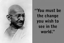 Ghandi Quote Delectable Gandhi Jayanti 48 Quotes By Mahatma Gandhi To Inspire The Leader