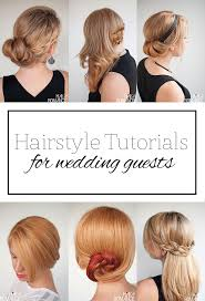 hair romance how to wear your hair to a wedding hairstyle tutorials for wedding