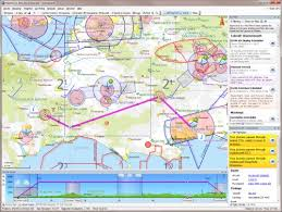 Nz Aeronautical Charts Skydemon Vfr Flight Planning Features