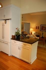 Eclectic Kitchen Cabinets Mesmerizing Good Example Of How To Open Up A Small Boxy Kitchen Normanton