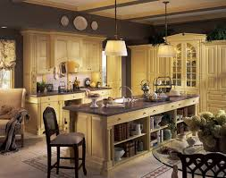 Lovely French Country Kitchen Decor Photo Gallery
